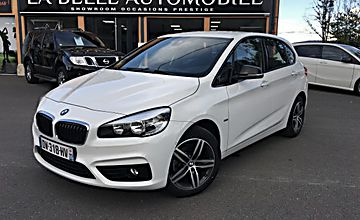 Bmw serie 2 218d active tourer pack sport bva8