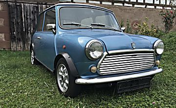 Austin mini 1000 collection
