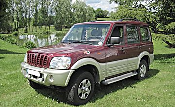 4x4 Mahindra Goa 2.6 GLX Turbo