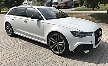 Audi RS 6 Avant 4.0 TFSI quattro Carbon Packet