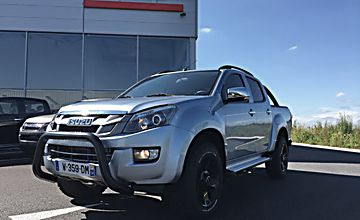 Pick Up ISUZU D MAX Crew BVA 2.5L 163 cv Full 4x4
