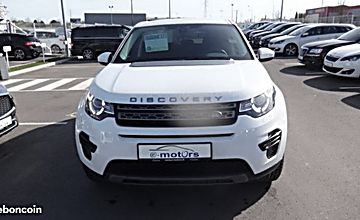 Land Rover Discovery Sport SE Mark II TD4 150 A...