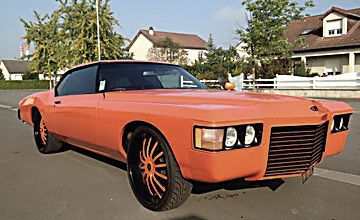 Buick Riviera 1973 collection
