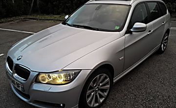 Bmw serie 3 touring 325d 3.0 204 toit ouvrant GPS