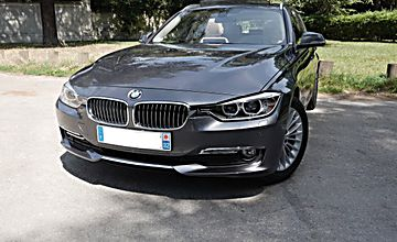 BMW 320d Touring Luxury 40.000km Gar.BMW 1 an